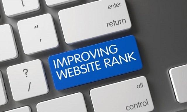 improve website rank