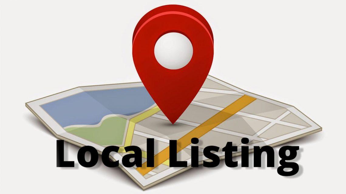 local listing